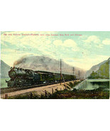 Pennsylvania Railroad 20th Century Limited 1911 Post Card - $7.00