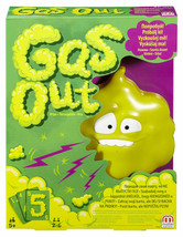Mattel Games Gas Out Card Game - BRAND NEW - Tons of laughs - $24.83