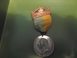 Friedrich Schiller Commemorative Medal Issued 1905 in Philadelphia - $45.00