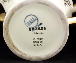 Hall china albany teapot 5 thumb200