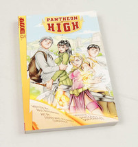 Pantheon High 1 Manga Tokyopop Paul Benjamin - $5.85