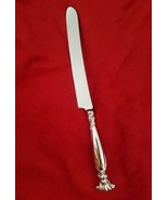 Romance of the Sea by Wallace  Sterling Silver  Cake Knife  Custom Made - $80.10