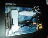 Toy x files mcfarlane 1998 series one agent scully in black pant suit with shrouded figure moc 03 thumb155 crop