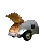 8' Teardrop Camper Trailer DIY Plans Tear Drop Vintage Camper RV Build Y... - $24.95