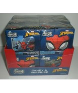 Finders Keepers SPIDERMAN Kids Candy & Toy Surprise Display Easter Lot o... - $18.69