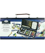 Artist Set For Beginners-Acrylic Painting - $39.79