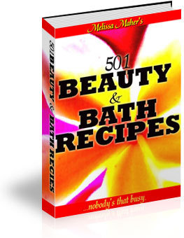 504 BATH & BEAUTY Recipes eBook-Soaps/Bombs/Fizzies