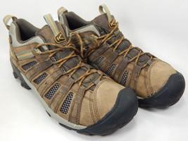 Keen Voyageur Low Top Size 11.5 M (D) EU 45 Men's Hiking Shoes Brown 1002570