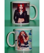 Miley Cyrus 2 Photo Designer Collectible Mug 03 - $14.95