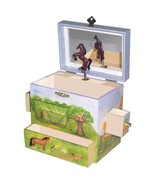 Enchantmints Horse Ranch Music Jewelry Box - $25.96