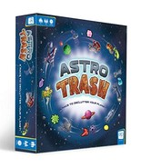 USAOPOLY Astro Trash Family Board Game | Fast Paced Family Dice Board Ga... - $42.91