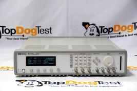"""HP Agilent Keysight 81110a 330 MHz Puls / Muster Generator """" Garantie """" - $3,285.40"""