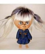 Mika Custom Made Doll Werewolf OOAK Halloween Artist Soraya Girl Wolf - $185.24