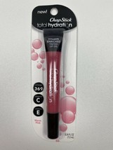 ChapStick Total Hydration Vitamin Enriched Tinted Lip Oil, Warm Pink - $3.74