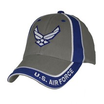 Us Air Force U.S.A.F. Officially Licensed Ebroidered Bill Hat Baseball Cap - $23.95