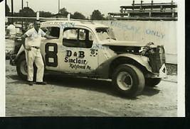 #8 STOCK CAR-RACE PHOTO-1960s - $12.37