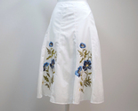 S.l.b. skirt white cotton bonanzle thumb155 crop