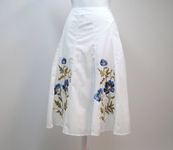 S.l.b. skirt white cotton bonanzle thumb200