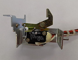 TJKASA6AB2R Auxiliary Switch - J600 600VAC Aux Switch SPDT-2 - $480.08