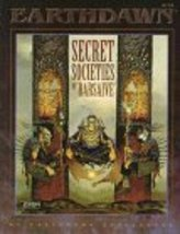 Secret Societies of Barsaive [Dec 01, 1997] Roger Gaudreau - $18.99