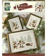 Painted Ponies Cross Stitch Pattern Booklet Room Decor Craft - $9.98