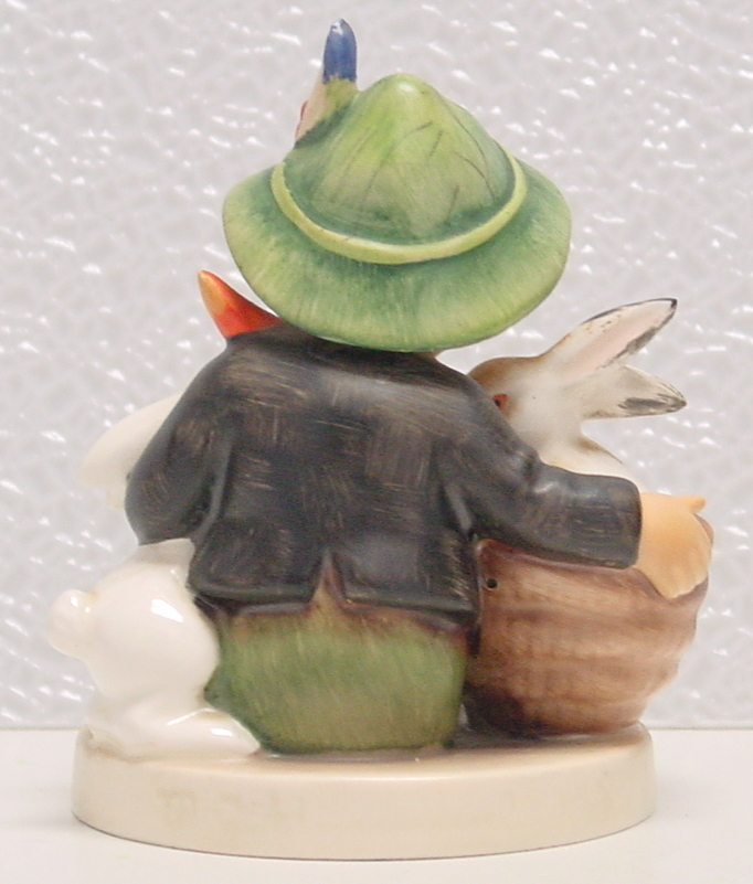 "Hummel 58/0 Playmates 4"" Figurine TMK 3 STYLIZED BEE"
