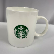 Starbucks 2015 Green Mermaid Coffee Mug 12 Fl Oz - $9.89