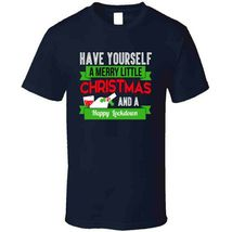 Have A Merry Christmas And A Happy Lockdown T Shirt image 8