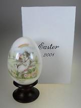 Noritake Easter Egg 2001 Limited Edition Bone China Made in Japan - €16,79 EUR