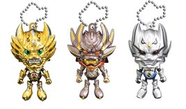 Garo: Mascot Figures Set (Display of 3) (Garo / Zero / Kiba) Brand NEW! - $46.99