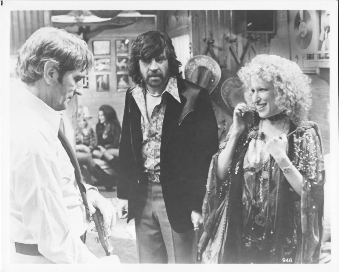 The Rose Bette Midler Alan Bates 8x10 Photo 1743800