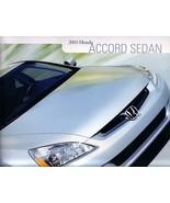 2003 Honda ACCORD SEDAN sales brochure catalog 03 US - $6.00