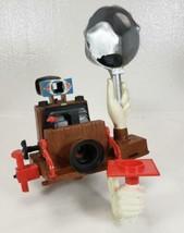 Vintage 1968 Ideal Kookie Kamera Novelty Camera Toy ~ NOT Complete - $39.99
