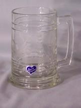 "Javit Crystal Tall Ship - glass mug for hot/cold drinks - approx. 5.25"" ... - $18.00"