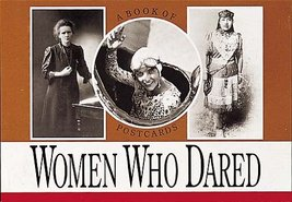 Women Who Dared, Vol. I: A Book of Postcards Pomegranate Publishers - $21.78
