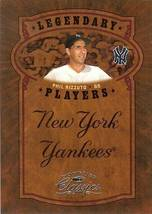 2005 donruss new york yankees phil rizzuto serial # 618/800 - $2.50