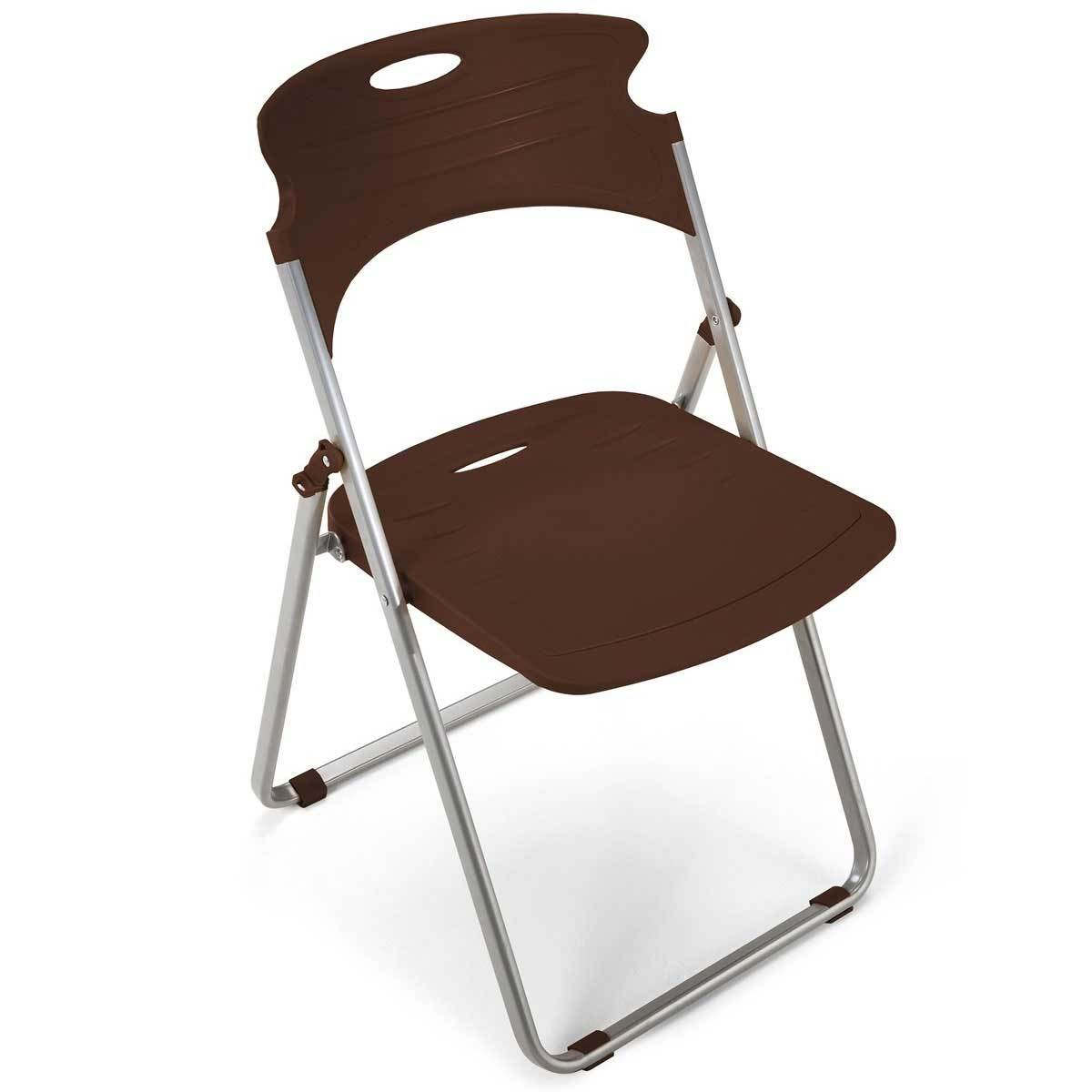 OFM Chair That Folds Set4-Butterscotch