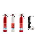 NEW First Alert Rechargeable Fire Extinguisher Home Kit FREE SHIPPING - $89.99