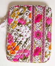 "Vera Bradley iPad or Tablet Sleeve 8"" x 10-1/4"" x 1"" D Tea Garden NWT - $29.00"