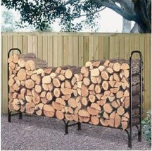 Landmann 8 ft Firewood Log Steel Rack Holder wi... - $128.99