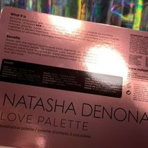 "NATASHA DENONA ""Pure Love"" Eyeshadow Sample Pan .4g From Love Palette New! image 3"