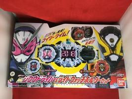 BANDAI Kamen Rider Zi-O DX Ziku Driver & Ride Watch Holder JAPAN - $136.12