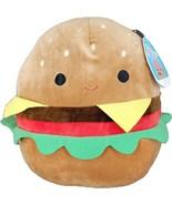 SQUISHMALLOW KellyToys - 12 inch - Carl The Cheeseburger - Super Soft P... - $36.52