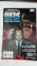 """Origins of Siege"" #1 Marvel Comic Book Loki, Dark Avengers Norman Osbor... - $2.00"