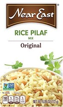 Near East Rice Pilaf Mix, Original, 6.9 Ounce Pack of 12 Boxes image 1