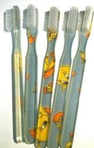10-PACK  FUN Vintage Designer Toothbrush By Alan Stuart New York NEW - $16.78