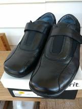 Easy Spirit Esattiestor Black Mult Leather Size. 7 Medium New With Box - $20.15 CAD