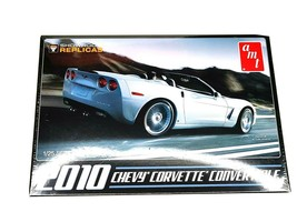 AMT 2010 CHEVY CORVETTE 1:25 SCALE MODEL KIT - NEW - FACTORY SEALED  - $35.75