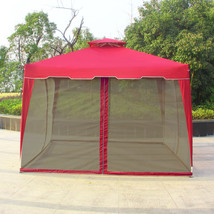 10' x 10' Gazebo Replacement Outdoor Garden Gazebo Canopy Mosquito Netti... - $49.99