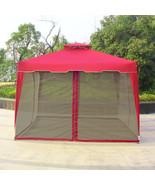 10' x 10' Gazebo Replacement Outdoor Garden Gazebo Canopy Mosquito Netti... - $49.99